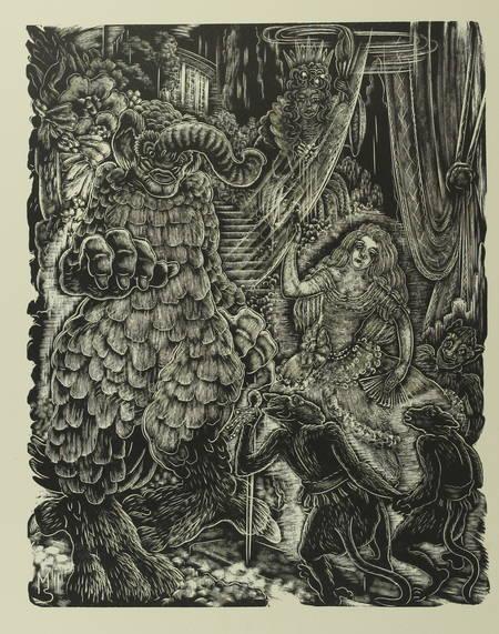 VILLENEUVE (Madame de). La belle et la bête