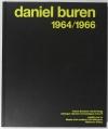 BOISNARD (Annick) et BUREN (Buren). Daniel Buren. Catalogue raisonné chronologique. Tome II, 1964-1966
