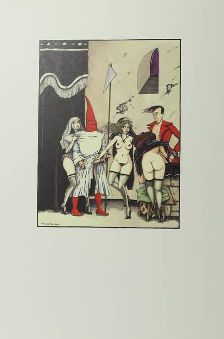 [Erotisme Curiosa] Philippe BERTRAND - Scènes d'intérieur - 1982 - Signé - Photo 2 - livre du XXe siècle