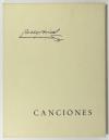 AREVALO MACRY - Canciones 1972 - Illustré par Guillermo Garcia-Sauco - Photo 1, livre rare du XXe siècle