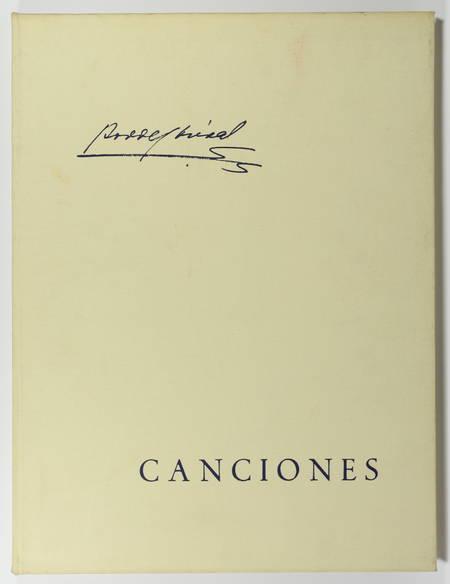 AREVALO MACRY - Canciones 1972 - Illustré par Guillermo Garcia-Sauco - Photo 1 - livre de collection