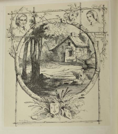 PAU (Marie-Edmée). Histoire de notre petite soeur Jeanne d'Arc, dédiée aux enfants de Lorraine