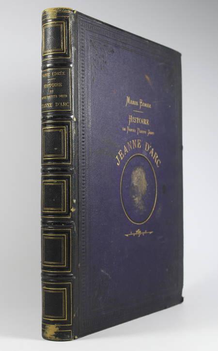Marie-Edmée Histoire de notre petite soeur Jeanne d Arc - 1874 - Photo 1 - livre d occasion
