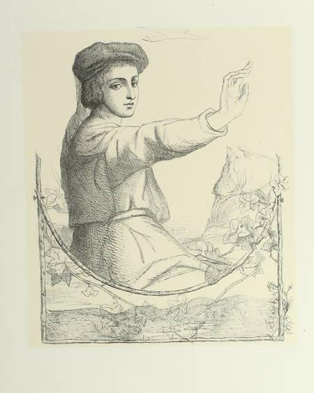 Marie-Edmée Histoire de notre petite soeur Jeanne d'Arc - 1874 - Photo 2 - livre de collection