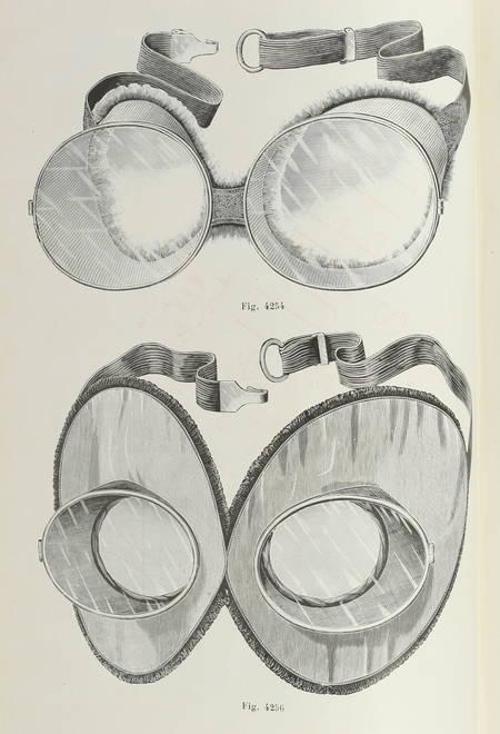 . Société des Lunetiers. Tarif 1911. 1ère partie