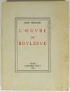 Jean MENARD - L oeuvre de Boylesve - 1956 - Envoi - Photo 0 - livre du XXe siècle