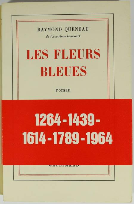 Raymont QUENEAU - Les fleurs bleues - 1965 - EO - Photo 0 - livre d'occasion