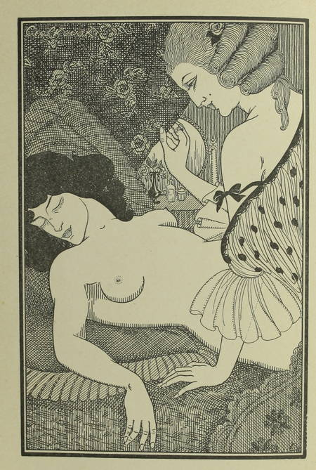 REBELL (Hugues). Les nuits chaudes du cap français, livre rare du XXe siècle