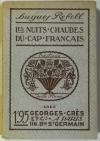 Hugues REBELL - Les nuits chaudes du cap français - 1918 (1902) - Photo 1 - livre moderne