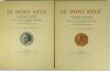 François BOUCHER - Le Pont-Neuf - 1925 - 2 volumes - Photo 0, livre rare du XXe siècle
