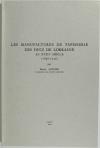 ANTOINE - Les manufactures de tapisserie des ducs de Lorraine au XVIIIe - 1965 - Photo 0 - livre de bibliophilie