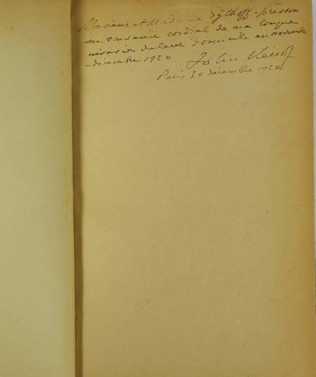 [Protestantisme] VIENOT - Paris des martyrs. 1523-1559 - 1914 - Envoi - Photo 1 - livre de collection