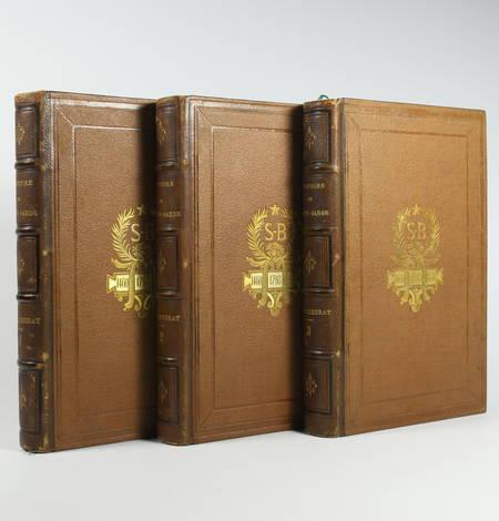 [Paris] QUICHERAT Histoire de Sainte-Barbe Collège communauté institution - 1860 - Photo 0 - livre d'occasion