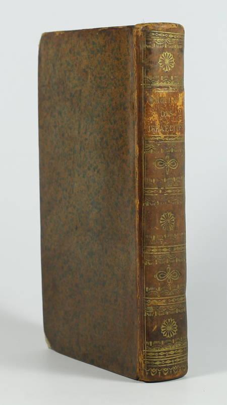 FLEURY (Abbé) - Moeurs des israélites et des chrétiens - 1739 - Photo 1 - livre de bibliophilie