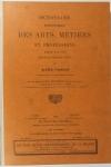 FRANKLIN - Dictionnaire historique des arts, métiers et professions exercés 1906 - Photo 1 - livre du XXe siècle