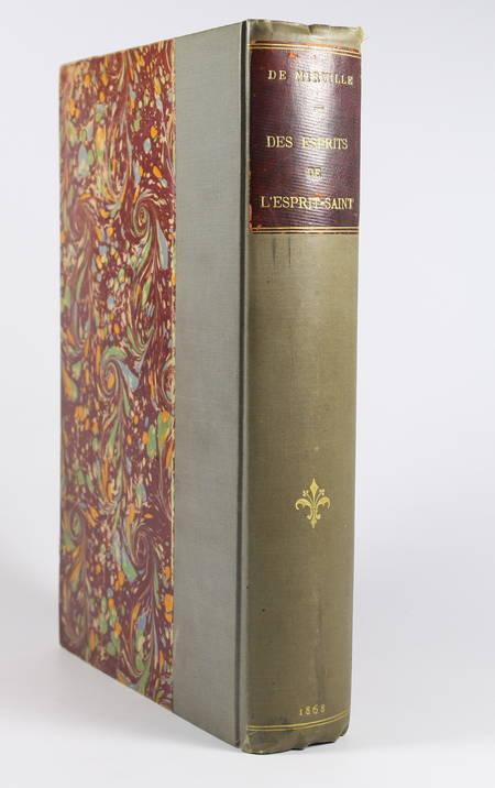 MIRVILLE - Manifestations Thaumaturgiques - 1868 - Photo 0 - livre rare