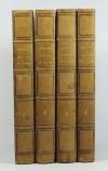 DANGEAU - Mémoires et journal du marquis de Dangeau - 1830 - 4 volumes - Photo 0, livre rare du XIXe siècle