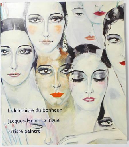 L'alchimiste du bonheur - Jacques-Henri Lartigue artiste peintre - 1994 - Photo 0 - livre d'occasion