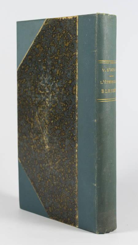 Paul VIGNE d'OCTON - L'éternelle blessée - Lemerre, 1891 - Photo 1 - livre rare