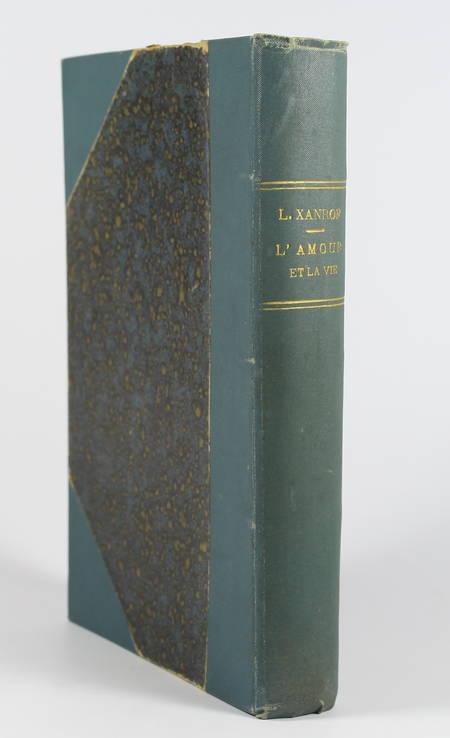 XANROF - L'amour et la vie - Illustrations de Guillaume - (1894) - Photo 1 - livre de collection