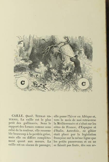 [Chasse] Ernest PARENT - Le livre de toutes les chasses - 1865 - Photo 2 - livre d'occasion