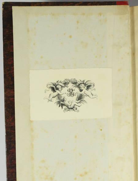 [Chasse] Ernest PARENT - Le livre de toutes les chasses - 1865 - Photo 3 - livre d'occasion