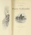 CHAMISSO - Pierre Schlémil - Dentu, 1893 - Illustrations de Marold et Mittis - Photo 1, livre rare du XIXe siècle