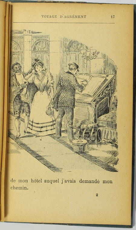 BARBIER (Emile). Cythère en Amérique, livre rare du XIXe siècle