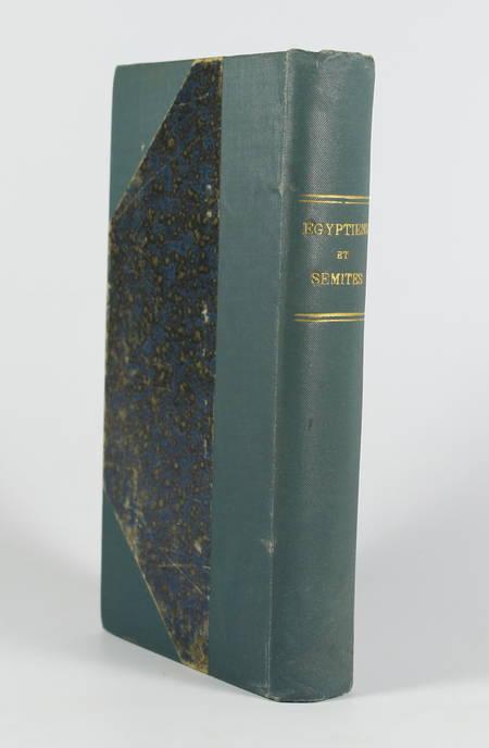 Egyptiens et sémites - 1895 - Illustrations de Calbet et Mittis - Photo 1 - livre de collection