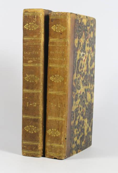 PIGAULT-LE-BRUN - La folie espagnole - 1805 - 4 figures - Photo 0 - livre d'occasion