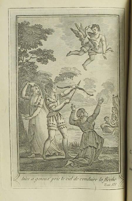PIGAULT-LE-BRUN - La folie espagnole - 1805 - 4 figures - Photo 1 - livre de bibliophilie