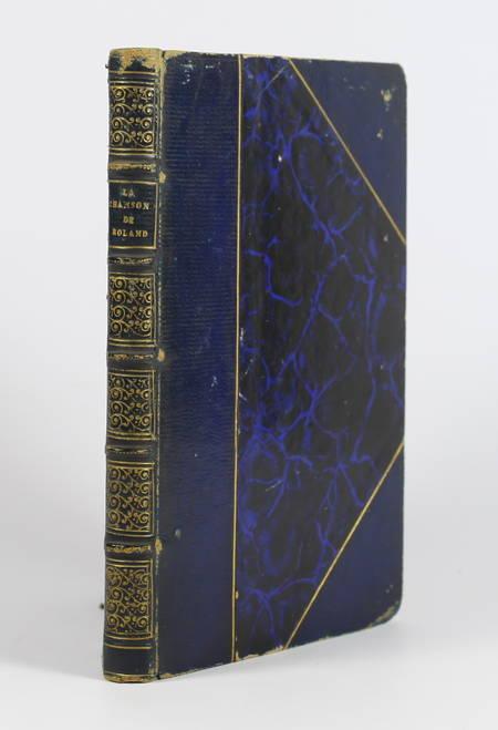 La chanson de Roland - Traduit du vieux français par Adolphe d'Avril - 1877 - Photo 0 - livre d'occasion