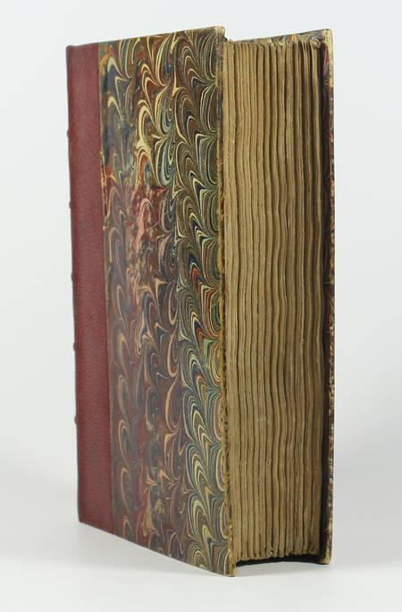 Les oeuvres de Tabarin, avec Les adventures du capitaine Rodomont ... - 1858 - Photo 3, livre rare du XIXe siècle