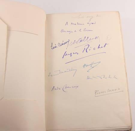 Cent ans de vie française à la Revue des Deux Mondes - 1929 - 10 ENVOIS ! - Photo 0 - livre rare