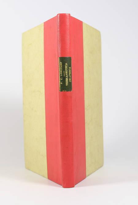 LONCHAMP -Therapeutica graphica - dessins, manuscrits, estampes, livres - 1930 - Photo 1 - livre de bibliophilie