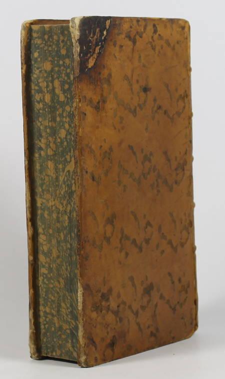 Le fablier françois ou élite des meilleurs fables depuis la Fontaine - 1771 - Photo 3 - livre du XVIIIe siècle