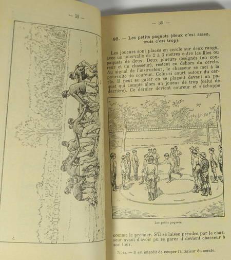 [Sport] BAISSAC - Les jeux dans l'éducation physique - 177 jeux - 1941 - Photo 0 - livre d'occasion