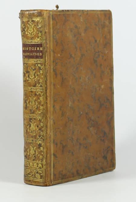 MACQUER (Philippe). Annales romaines ou abrégé chronologique de l'histoire romaine, depuis la fondation de Rome, jusqu'aux empereurs
