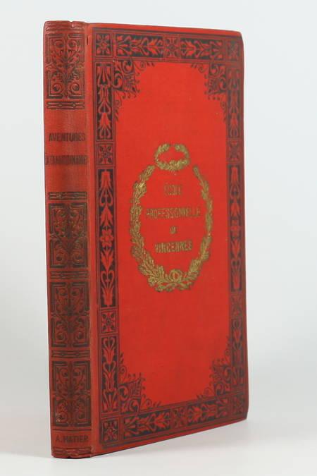 REVOIL - Aventures extraordinaires sur terre et sur mer - (Vers 1885) - Photo 1 - livre d occasion