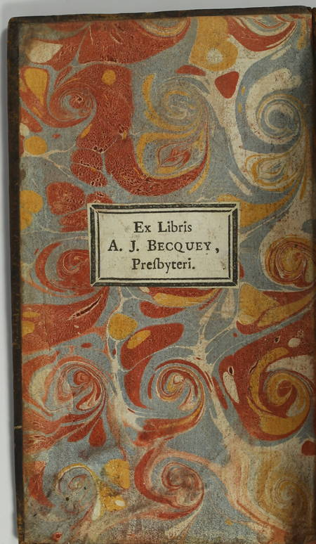 ALEMBERT (M. d'). Eloges lus dans les séances publiques de l'académie françoise, par M. d'Alembert, secrétaire perpétuel de cette académie