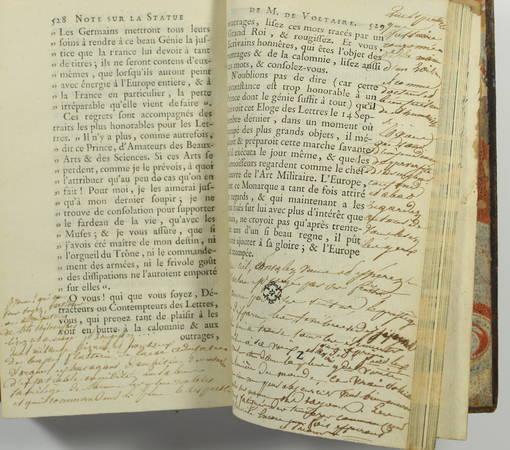 ALEMBERT - Eloges lus dans les séances publiques de l'académie françoise - 1779 - Photo 2 - livre rare