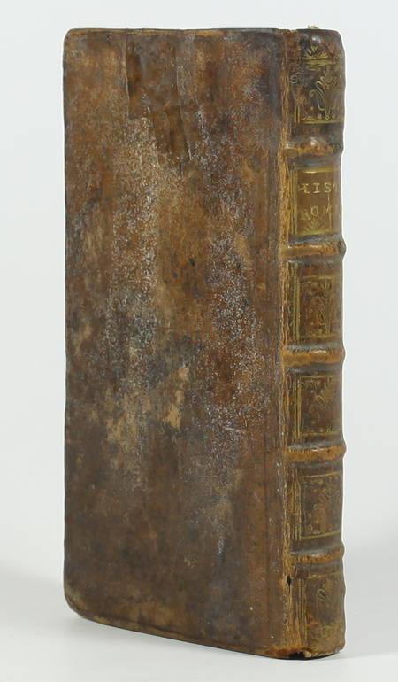 [Rome] FLORUS - Epitome de l'histoire romaine, fait en quatre livres - 1670 - Photo 1 - livre du XVIIe siècle