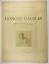 Dessins d Honoré Daumier - Helleu, 1924 - Léon Marotte et Charles Martine - Photo 1, livre rare du XXe siècle