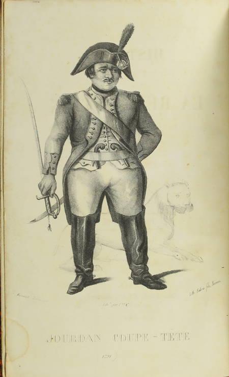 ANDRE - Histoire de la révolution avignonaise - 1844 - Relié - Photo 1 - livre romantique