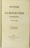 ANDRE - Histoire de la révolution avignonaise - 1844 - Relié - Photo 2, livre rare du XIXe siècle