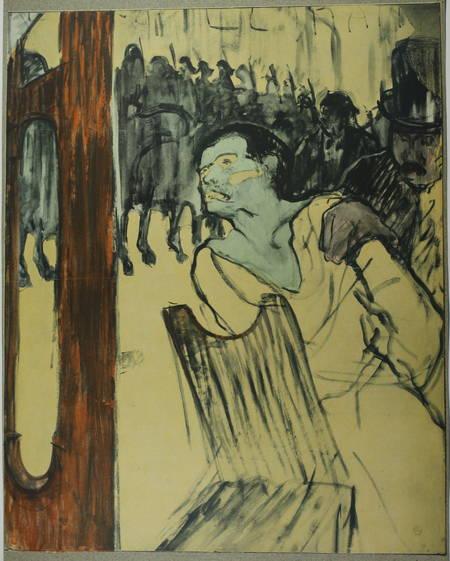 JOYANT (Maurice). [70 dessins de Toulouse-Lautrec] Toulouse-Lautrec. Soixante-dix reproductions de Léon Marotte avec un catalogue par Maurice Joyant