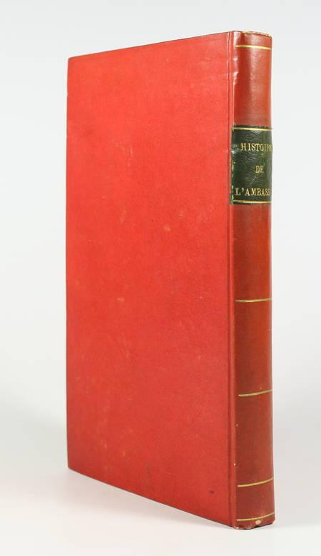PRADT (M. de). Histoire de l'ambassade dans le duché de Varsovie en 1812