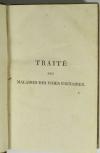 [Médecine] DESAULT - Maladies des Voies Urinaires - 1813 - Photo 3 - livre rare