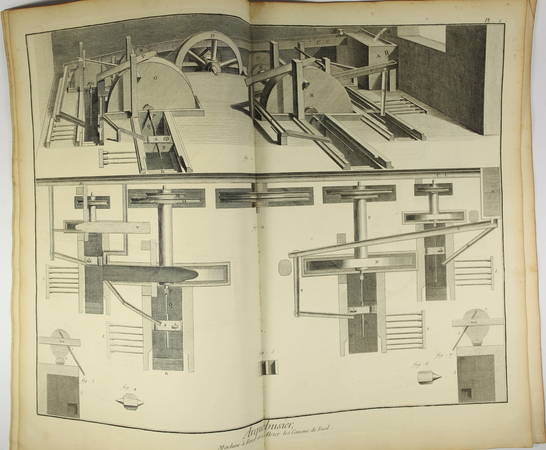 Arquebusier - 1762 [Encyclopédie, planches, gravures, militaria] - Photo 3, livre ancien du XVIIIe siècle
