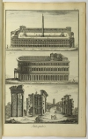 Antiquité - 1762 [Encyclopédie, planches, gravures, architecture] - Photo 6 - livre rare